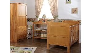 Asda Nursery Furniture Sets Obaby Grace 3 Nursery Furniture Set Country Pine