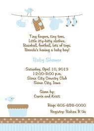 gorgeous baby boy shower invitations sayings along minimalist baby