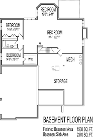 one house plans with basement one with basement house plans home plans design