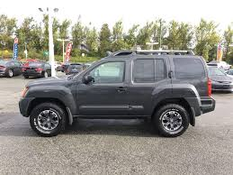 nissan xterra 2015 for sale used 2015 nissan xterra pro 4x navigation leather low kms for