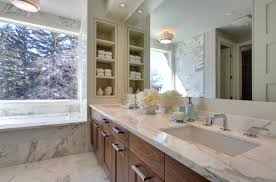 Built In Shelves In Bathroom Bathroom Wall Shelves That Add Practicality And Style To Your