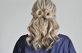 Hochsteckfrisurenen Mittellange Haar Bilder by Frisuren Für Mittellanges Haar 31 Styling Ideen