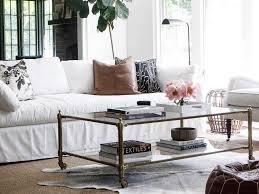 idée canapé salon avec un canapé blanc 12 idées déco s inspirer joli place