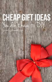 13 cheap gift ideas you don t to make yourself growingslower