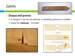 Woodworking Joints Worksheet by Furniture Construction Ppt Video Online Download