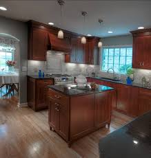 Brown Subway Travertine Backsplash Brown Cabinet by Best 25 Backsplash Black Granite Ideas On Pinterest Black