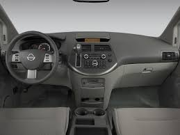 nissan van interior 2008 nissan quest reviews and rating motor trend