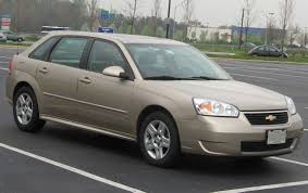 2007 chevrolet malibu maxx information and photos zombiedrive