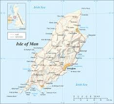 map of isle of man 2 u2022 mapsof net