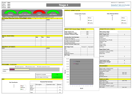 Construction Expense Report Template by Business Monthly Status Report Template Exle Helloalive