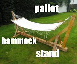 inspirations folding hammock stand homemade hammock stand