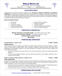 Affiliations On Resume Example Sample Nurse Resume 9 Examples In Word Pdf