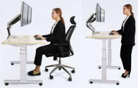 china electric ergonomic office height adjustable desk lift desk