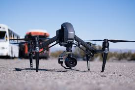 Inspire by Testing Out The Dji Inspire 2 Rotor Drone