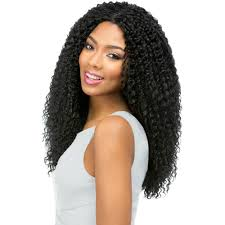 curl in front of hair pic beach curl synthetic empress custom lace front wig by sensationnel
