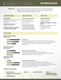 One Page Resume Samples by Sample Creative Resume Single Page Resume Template Best One Page