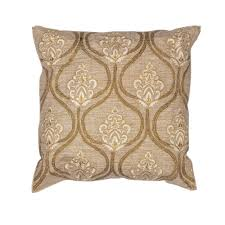 kas rugs all the best gold cream decorative pillow pill18218sq