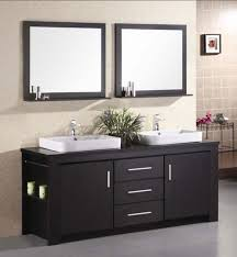 London  Double Sink Vanity Design Element London  Inch - Pictures of bathroom sinks and vanities 2