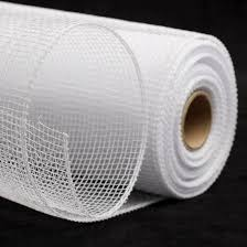 white deco mesh 10 white deco mesh ribbon 10 yards ribbon and trims