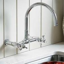 wall mounted kitchen faucet 8 vintage style wall mount kitchen faucets wall mount kitchen