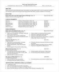 nursing resume objective exles nice nursing resume objective exles about 9 career objective