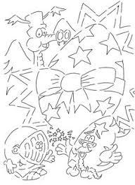 free christmas card print colour ho ho ho