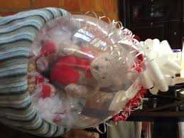 gifts in balloons qutiepi creations gift baskets and gifts in balloons