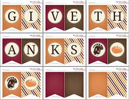 free thanksgiving printables from three monkeys studio