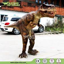 T Rex Costume Animatronic Hidden Legs Dinosaur Costume T Rex Buy Hidden Legs