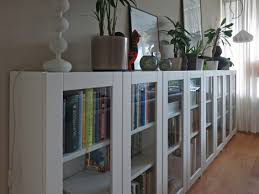 Bookcases With Doors Uk White Bookcase With Glass Doors And Drawers White Bookcase With