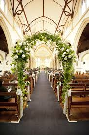 bridal decorations decoration of church for wedding 1294