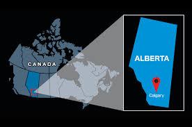 Calgary Canada Map by Canada Calgary Alberta Map Environmental Geography