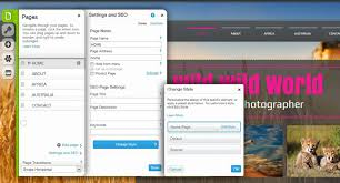 How To Change Wix Template how to transform a wix template into a website in 3 steps