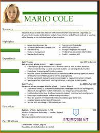 Best Resume Format For Teachers by 12 The Best Resume Templates For 2016 Budget Template Letter