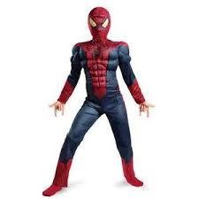 spiderman costume kids ebay