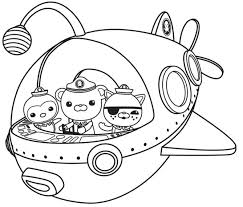 Disney Coloring Pages Octonauts Coloring Site Disney Coloring Octonauts Coloring Pages