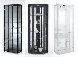 white glass storage cabinet cheap glass display cabinets glass cabinet argos wwwredglobalmx