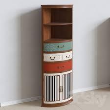 3d models sideboard u0026 chest of drawer buffet corner gouache for