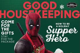 look deadpool lands cover of housekeeping has