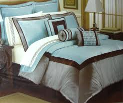 Brown And Blue Bed Sets Bedroom Croscill Closeout Bedding Discontinued Croscill