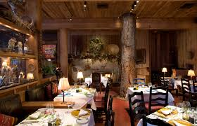 Salish Lodge Dining Room by The Spa At Sundance Cellophaneland