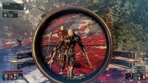 killing floor 2 hoe gameplay survivalist long zed landing