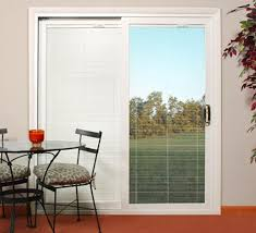 Blinds Patio Door Decor Blinds For Sliding Patio Doors With Blinds For Sliding Doors
