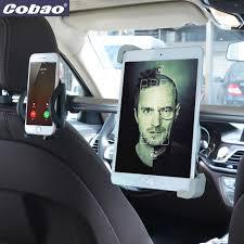 porta tablet auto cobao 7 11 pollice in alluminio braccio lungo supporti tablet