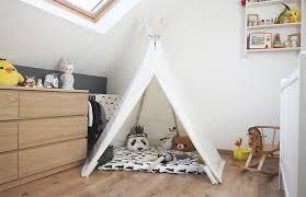tipi chambre enfant dans la chambre de bébé matéo 14 mois