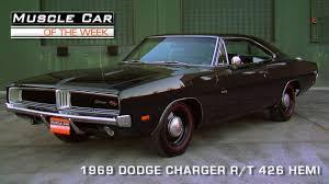dodge challenger 90 car of the week episode 90 1969 dodge charger r t 426
