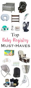 top baby registries top baby registry must haves bliss