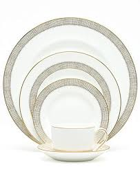 wedding registry china vera wang wedgwood gilded weave gold dinnerware collection
