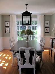 Curtains For Dining Room The Lantern Is Up So Beautiful Home Tours Pinterest