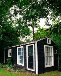 Tiny Cabin by Tiny Cottage Style Cabin With Eclectic Nature Themed Decor Paige